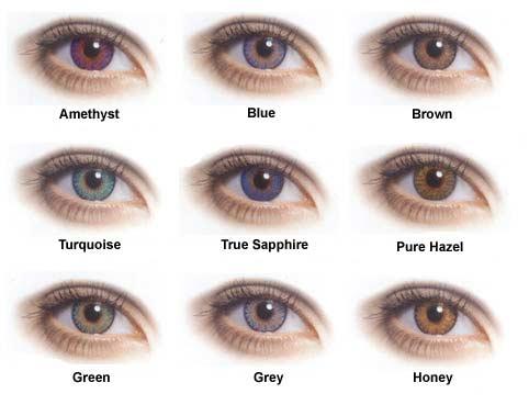 billiga färgade linser online