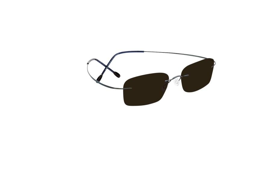 Billiga kompletta glasögon modell Mackay Blue i glas med färgen Brun 85%  för 499 - d4a91fa76829e