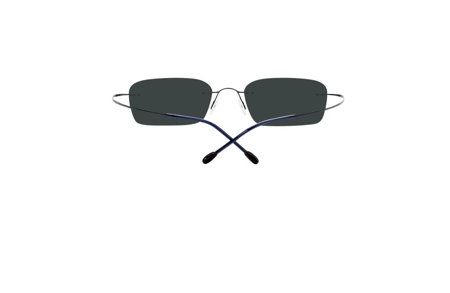 Billiga kompletta glasögon modell Mackay Blue i glas med färgen Grå 85% för  499 - 7b3e93ff10779