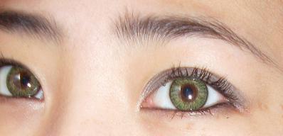 Sara Freshlook Colorblends Green large 2
