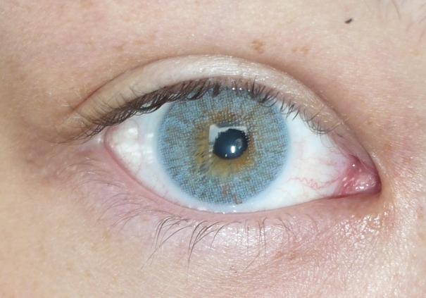 Linn Elle Freshlook Colors Blue Freshlook color large 1