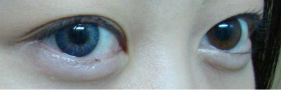 K Freshlook Colorblends Blue large 1