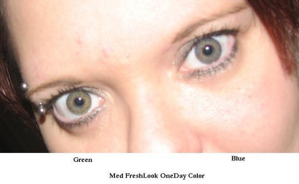 Lizen Freshlook One Day Color  large 2