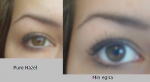 Charlotte Freshlook Colorblends Pure Hazel small